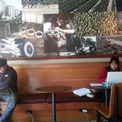 Photo taken at Starbucks by Anna S. on 10/12/2013