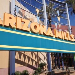 Photo taken at Arizona Mills by Drmossman M. on 3/8/2013