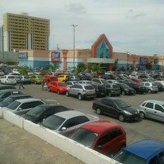 Photo taken at Partage Shopping by Jackson C. on 12/24/2012
