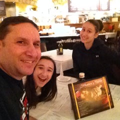 Photo taken at Romano's Macaroni Grill by Yoram S. on 2/15/2015