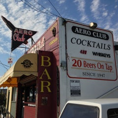 Photo taken at The Aero Club Bar by Rob V. B. on 8/28/2013
