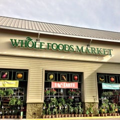 Photo taken at Whole Foods Market by Eric M. on 4/20/2013