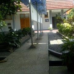 Photo taken at SMA Negeri 11 Bandung by Kang S. on 7/11/2013