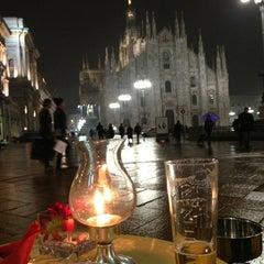 Photo taken at Bar Duomo by Seongmin J. on 4/11/2013
