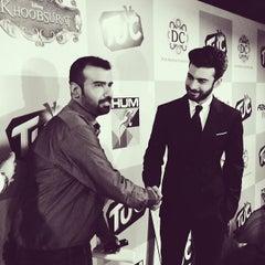 Photo taken at Atrium Cinemas by Umair S. on 9/28/2014