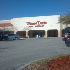Photo taken at Winn-Dixie by Rena M. on 3/5/2013