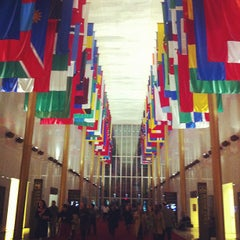 Photo taken at John F. Kennedy Center Eisenhower Theatre by Chris M. on 10/28/2012