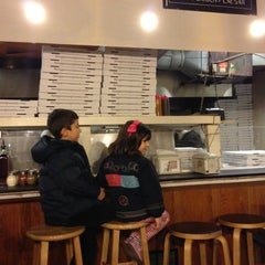 Photo taken at The Upper Crust Pizzeria by Avak K. on 1/21/2013