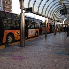Photo taken at Estación de Autobuses de Santander by Raul Viajero F. on 12/26/2012