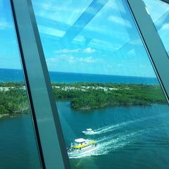 Photo taken at Port Everglades by Emerson C. on 2/21/2013