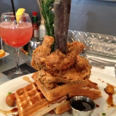 Photo taken at Hash House A Go Go by Thandi D. on 12/9/2012