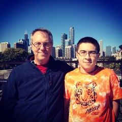 Photo taken at 18th Street Bridge by Robert P. on 10/13/2013