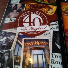 Photo taken at Tony Roma's by Diana A. on 1/6/2013