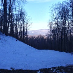 Photo taken at Belleayre Mountain Ski Center by Eric B. on 1/8/2013