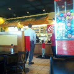 Photo taken at Zaxby's by Allan C. on 10/6/2011