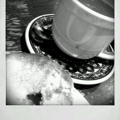 Photo taken at Gryphon Café by John W. on 2/1/2012