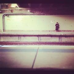 Photo taken at Croydon Station by 希冰 on 7/15/2012