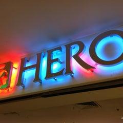 Photo taken at Hero by Tjuntaraga on 3/23/2012
