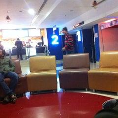 Photo taken at Cinepolis by Hritu R. on 1/30/2013
