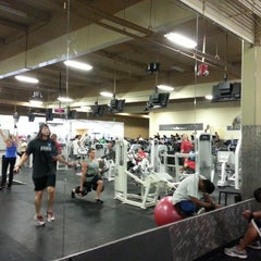 Photo taken at 24 Hour Fitness by Angel C. on 7/17/2013