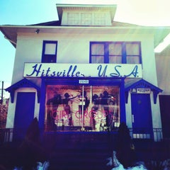 Photo taken at Motown Historical Museum / Hitsville U.S.A. by Justin W. on 3/8/2013
