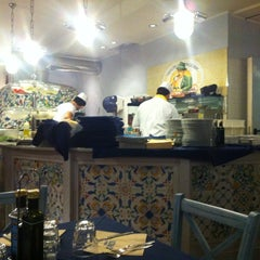 Photo taken at Trattoria Caprese by Enrico C. on 1/18/2013