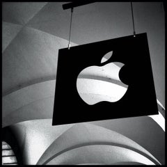 Photo taken at Apple Store by Chris K. on 3/26/2013