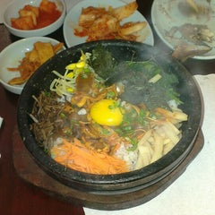 Photo taken at My Tofu House by Dave M. on 6/12/2013
