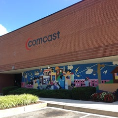 Photo taken at Comcast by H on 8/14/2013