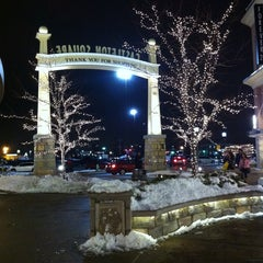 Photo taken at Castleton Square Mall by Erin G. on 1/2/2013