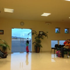 Photo taken at Aeropuerto Cabo San Lucas (MMSL) by Christian G. on 12/29/2012