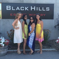 Photo taken at Black Hills Estate Winery by Victoria C. on 7/12/2014