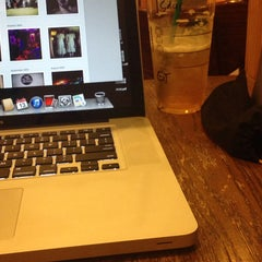 Photo taken at Starbucks by isaac g. on 6/14/2014