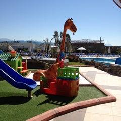 Photo taken at Kahya Resort Aqua&Spa by Bedia K. on 4/26/2013