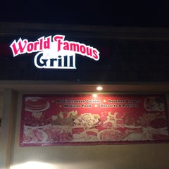 Photo taken at Famous Hamburger by Abdullah A. on 12/23/2014