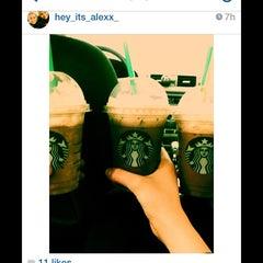 Photo taken at Starbucks by jillian v. on 3/30/2014