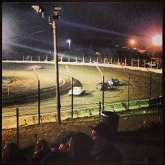 Photo taken at Barona Speedway & Dragstrip by Michael L. on 10/13/2013