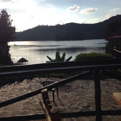 Photo taken at Bunyonyi Overland Resort by Peter L. on 1/4/2014