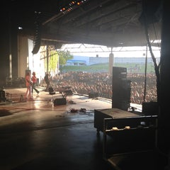 Photo taken at Gexa Energy Pavilion by Travis H. on 5/12/2013