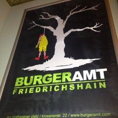 Photo taken at Burgeramt by Eduardo S. on 4/26/2013