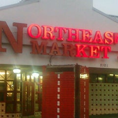 Photo taken at Northeast Market by Scooby S. on 1/16/2013