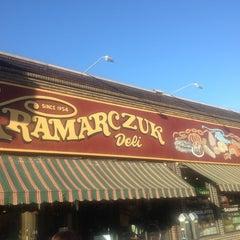 Photo taken at Kramarczuk's East European Deli by Christina S. on 1/17/2013