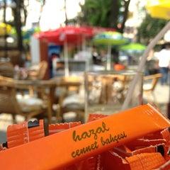 Photo taken at Hazal Cafe by Arif D. on 6/29/2013