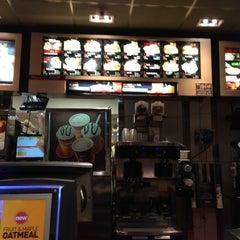 Photo taken at McDonald's by Ekaterina M. on 6/12/2013