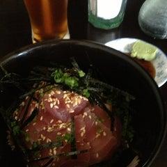 Photo taken at Hana Japanesse Restaurant by Riko K. on 5/18/2014