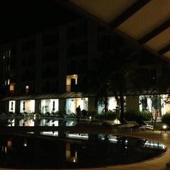 Photo taken at Ibis Phuket Kata Hotel by Marina CHIPOLLINO R. on 2/5/2013