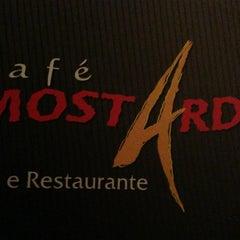 Photo taken at Café Mostarda by Evany C. on 12/29/2012