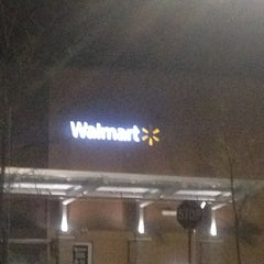 Photo taken at Walmart Supercenter by Jason R. on 12/19/2012