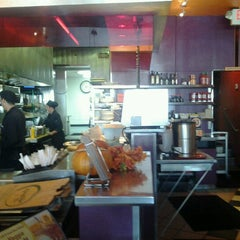 Photo taken at Flying Star Café by Doreen on 10/6/2012