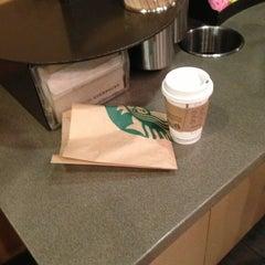 Photo taken at Starbucks by Alan G. on 2/20/2013